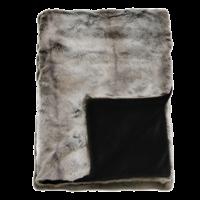 Pelzplaid 'Silver Marten' 150x180cm