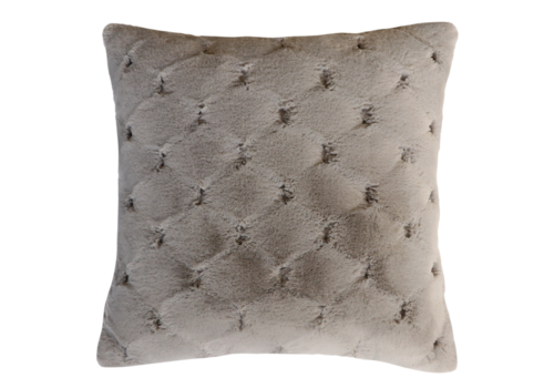 Heirloom / Mulberi by Furtex Faux Fur cushion - Valentina