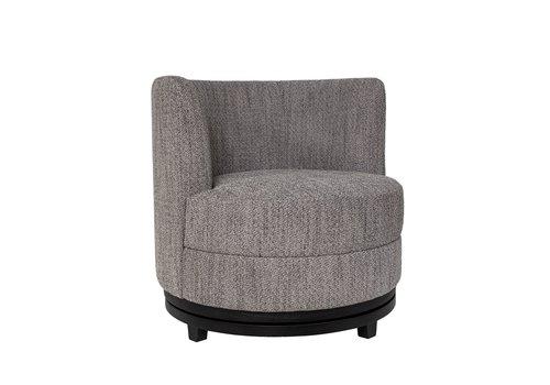 Dome Deco Lounge chair on platform Ayden - Fuli