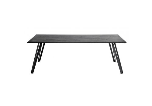 MUUBS Dining table 'Space' Black