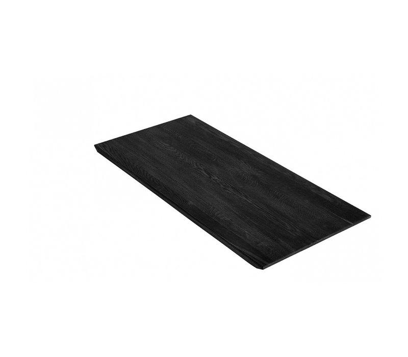 Zwischenblatt 'Space' Black - 100cm