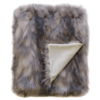 Heirloom / Mulberi by Furtex Pelzplaid 'Mountain Hare'