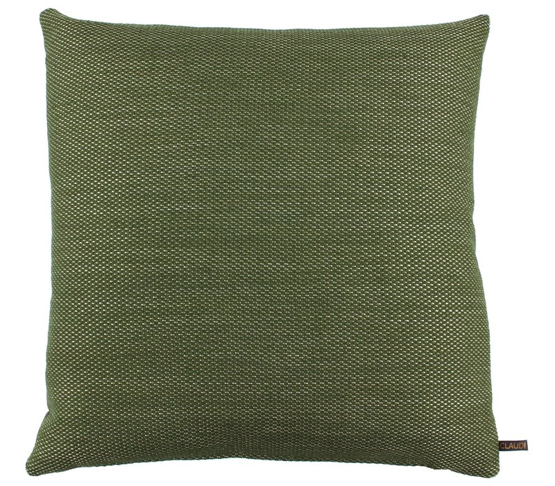 Throw pillow Siebe Olive