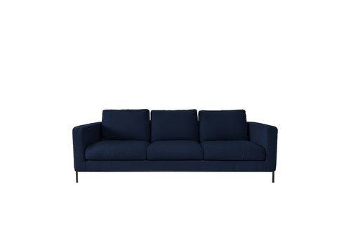 Dome Deco Sofa 'Paris' Paris Dark Blue