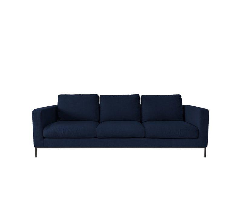 Sofa 'Paris' Paris Dark Blue