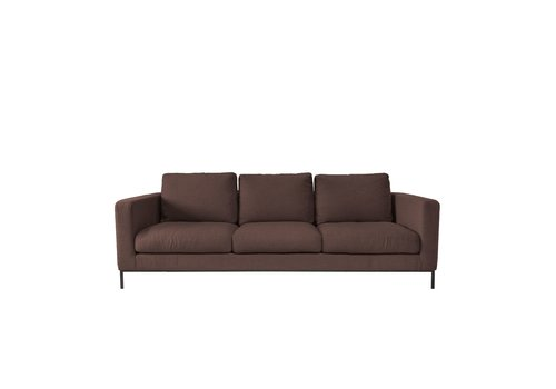 Dome Deco Sofa 'Paris' Paris Brown