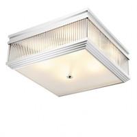 Ceiling Lamp 'Marly' - Nickel