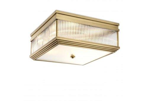 EICHHOLTZ Plafondlamp 'Marly' - Antique