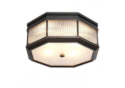 EICHHOLTZ Plafondlamp 'Bagatelle' - Bronze