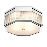 Deckenlampe 'Bagatelle' - Nickel