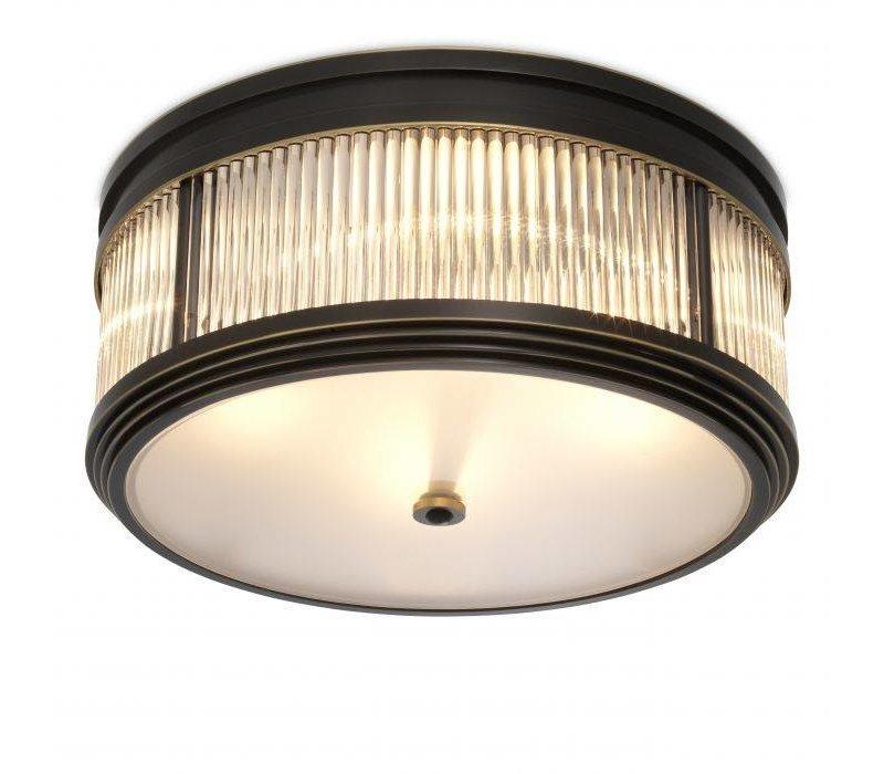 Plafondlamp 'Rousseau' - Bronze