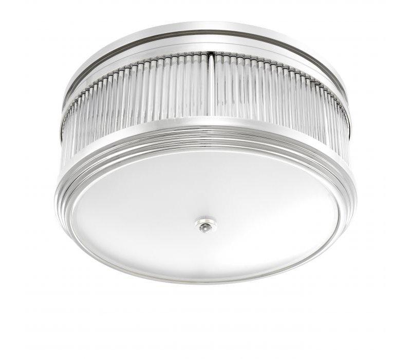 Ceiling Lamp 'Rousseau' - Nickel