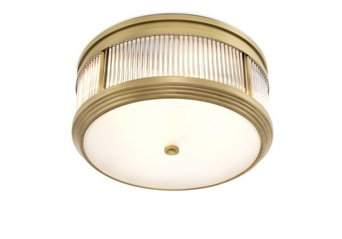 EICHHOLTZ Plafondlamp 'Rousseau' - Antique