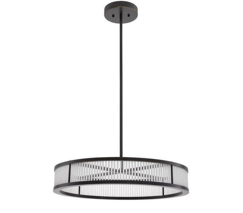 Hanglamp 'Thibaud' - Bronze - S