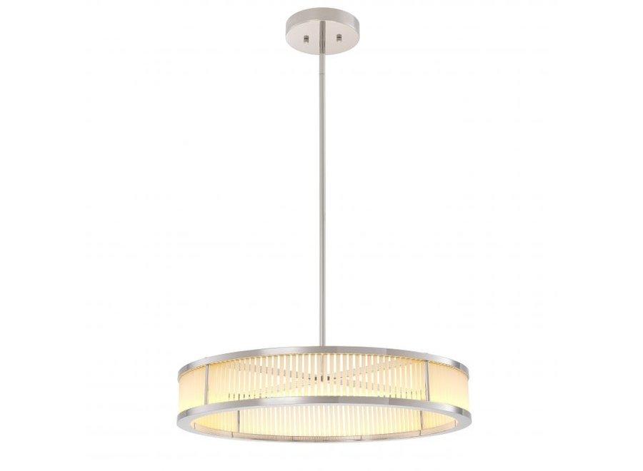 Hanglamp 'Thibaud' - Nickel - S