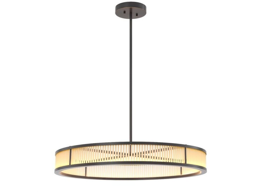 Hanglamp 'Thibaud' - Bronze - L