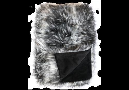 Heirloom Pelzplaid - Alaskan Wolf