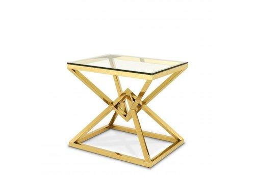 EICHHOLTZ Side table Connor - Gold