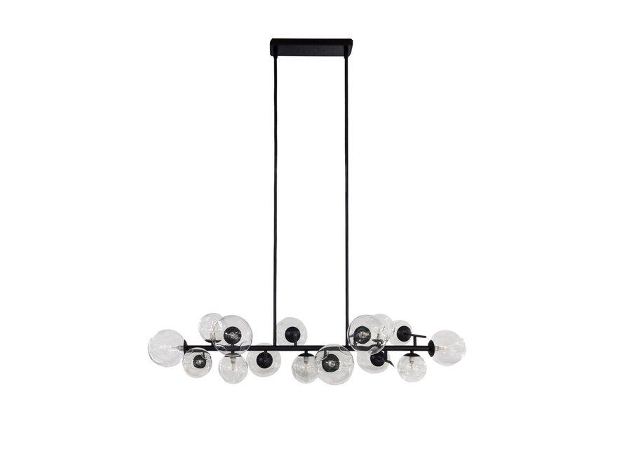 Hanglamp Pendant with 15 bulbs + LED