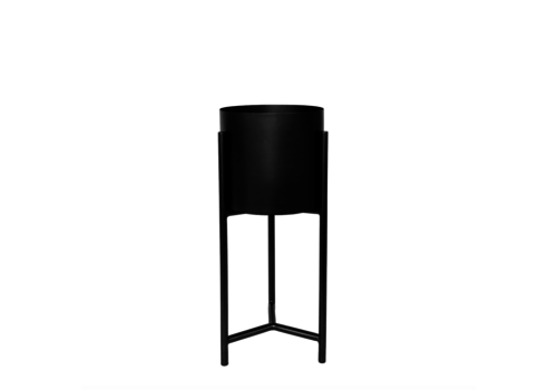 Dome Deco Vase planter black - S