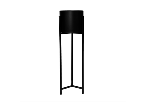 Dome Deco Vase planter black - L
