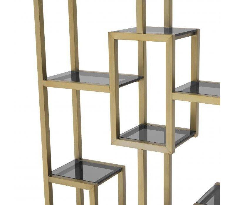 Cabinet 'Lagonda' - Messing