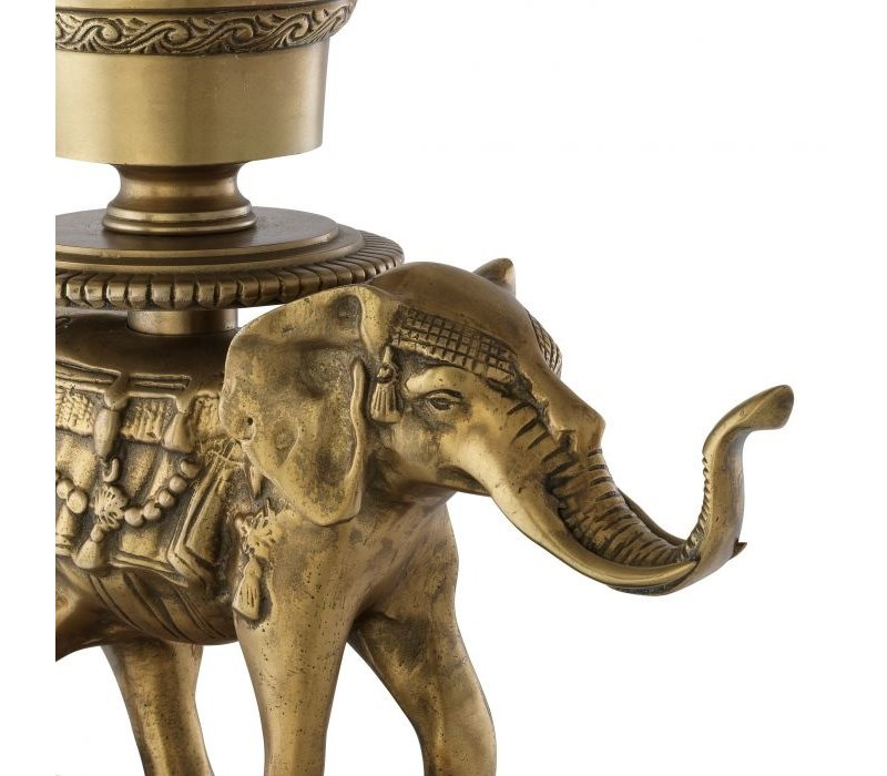 Windlicht 'Elephant'