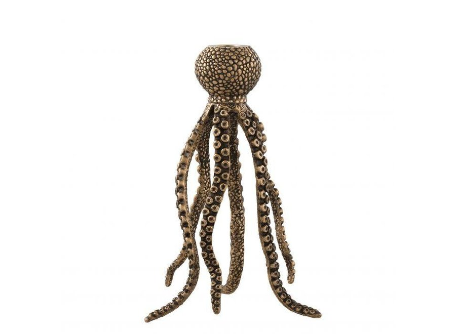 Candle Holder 'Octopus'