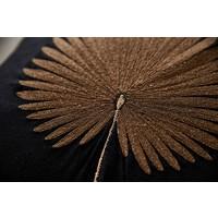 Kissen Kava Bronze Fan Palm