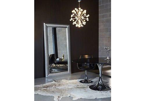 Deknudt large mirror - silver