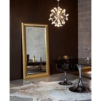 large mirror 'Nick' in gold