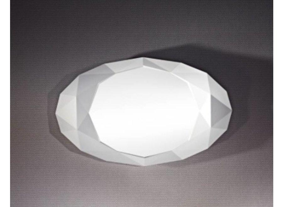 wandspiegel Precious in witte lijst