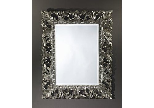 Deknudt Classical Mirror in silver