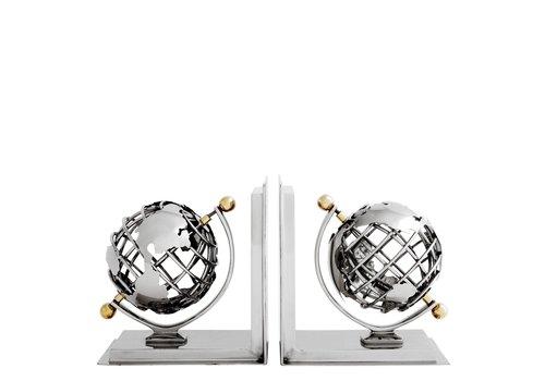 EICHHOLTZ Buchstützen  'Globe' 2-er Set