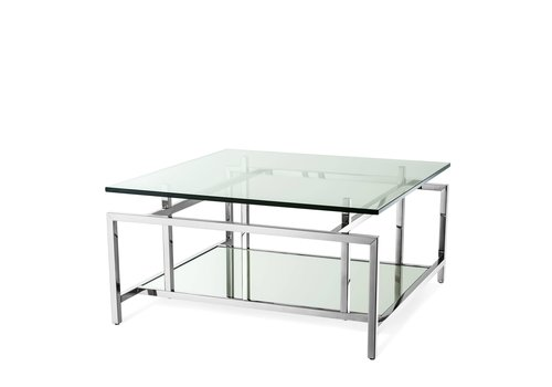 EICHHOLTZ Coffee table Superia - Nickel