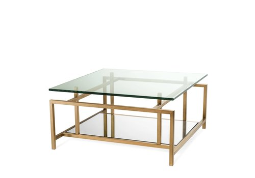 EICHHOLTZ Coffee table Superia - Brass