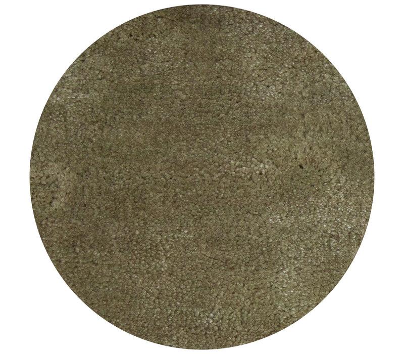 Carpet Lake Light Green - round