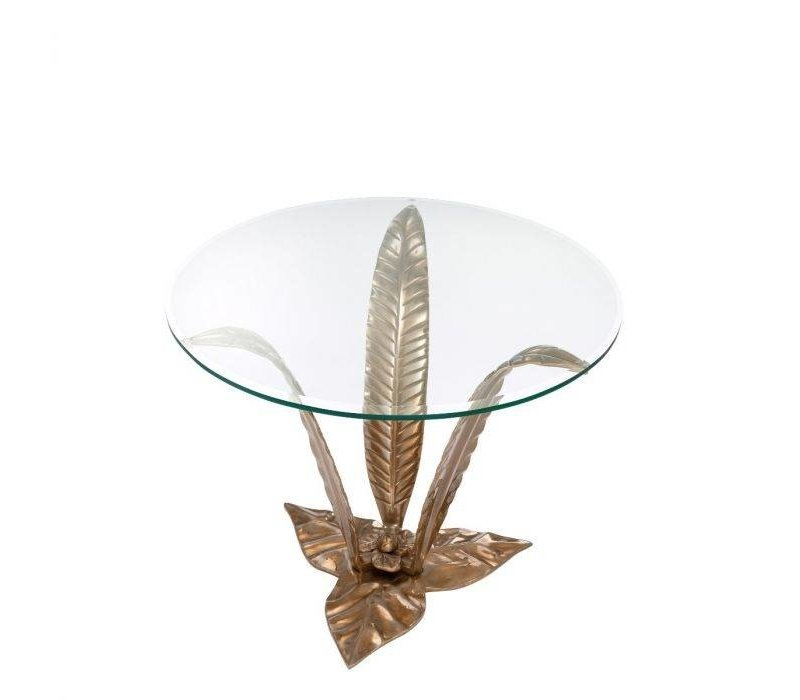 Design side table 'Plantation'