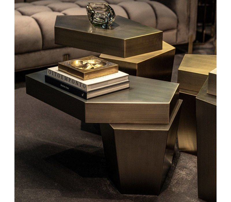 Coffee table 'Calabasas' - Low