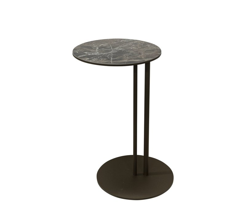 Side table 'Soho' Ceramics - L
