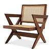 EICHHOLTZ Chair 'Augustin' - Brown