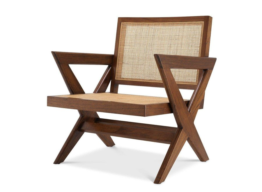 Fauteuil Augustin - Brown