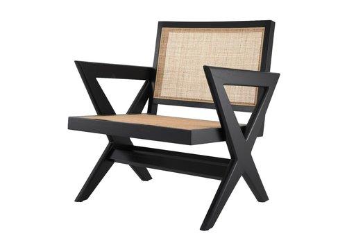 EICHHOLTZ Chair Augustin - Black