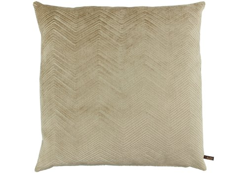 CLAUDI Cushion Merle Gold