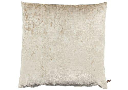 CLAUDI Cushion Cronna Off White