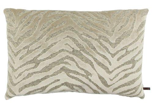 CLAUDI Cushion Paco Off White