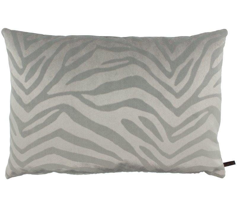 Throw pillow Morena Color Off White