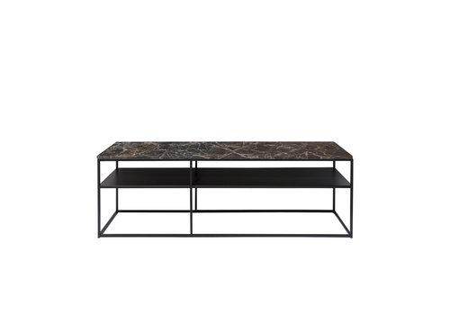 Dome Deco Console tafel 'Geneva'  - Emperador Marble