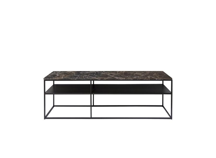 Console tafel 'Geneva'  - Emperador Marble