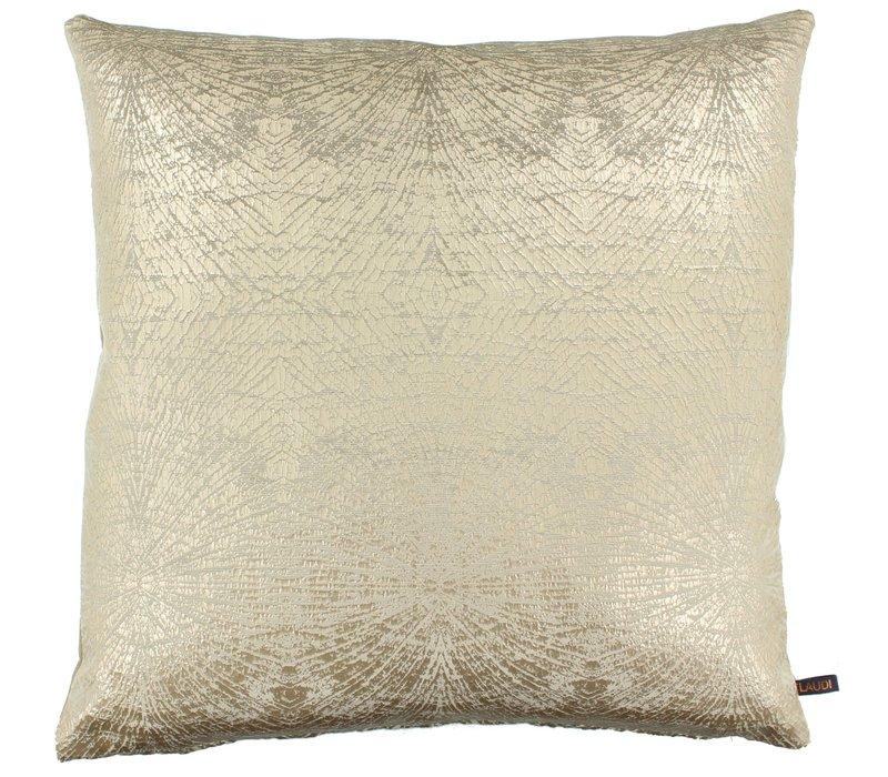 Throw pillow  Alani Gold